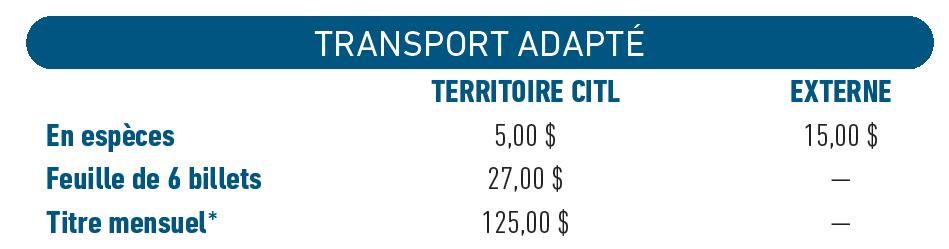 tarification2016TA